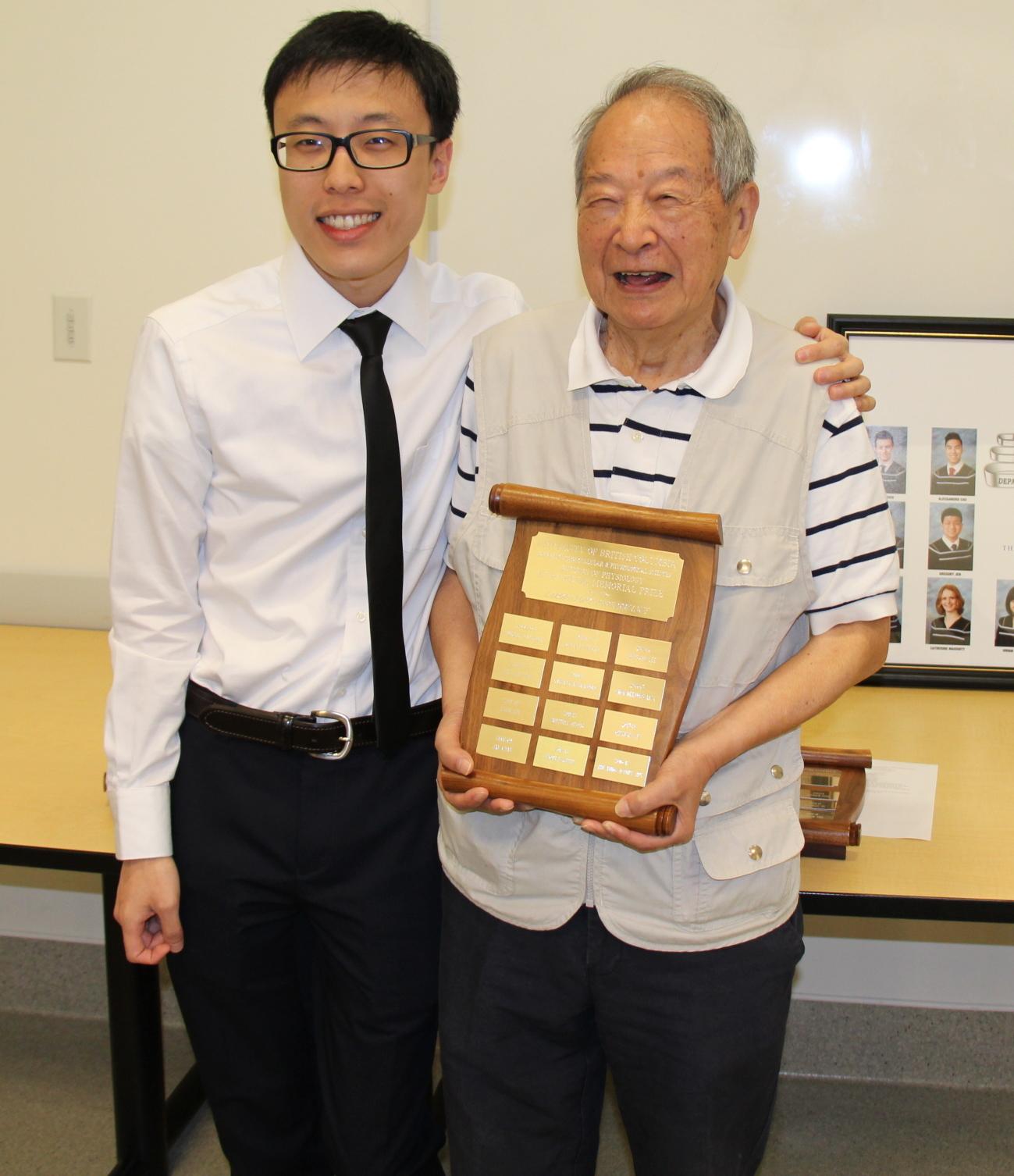 2017 CPS Graduate Award - 2