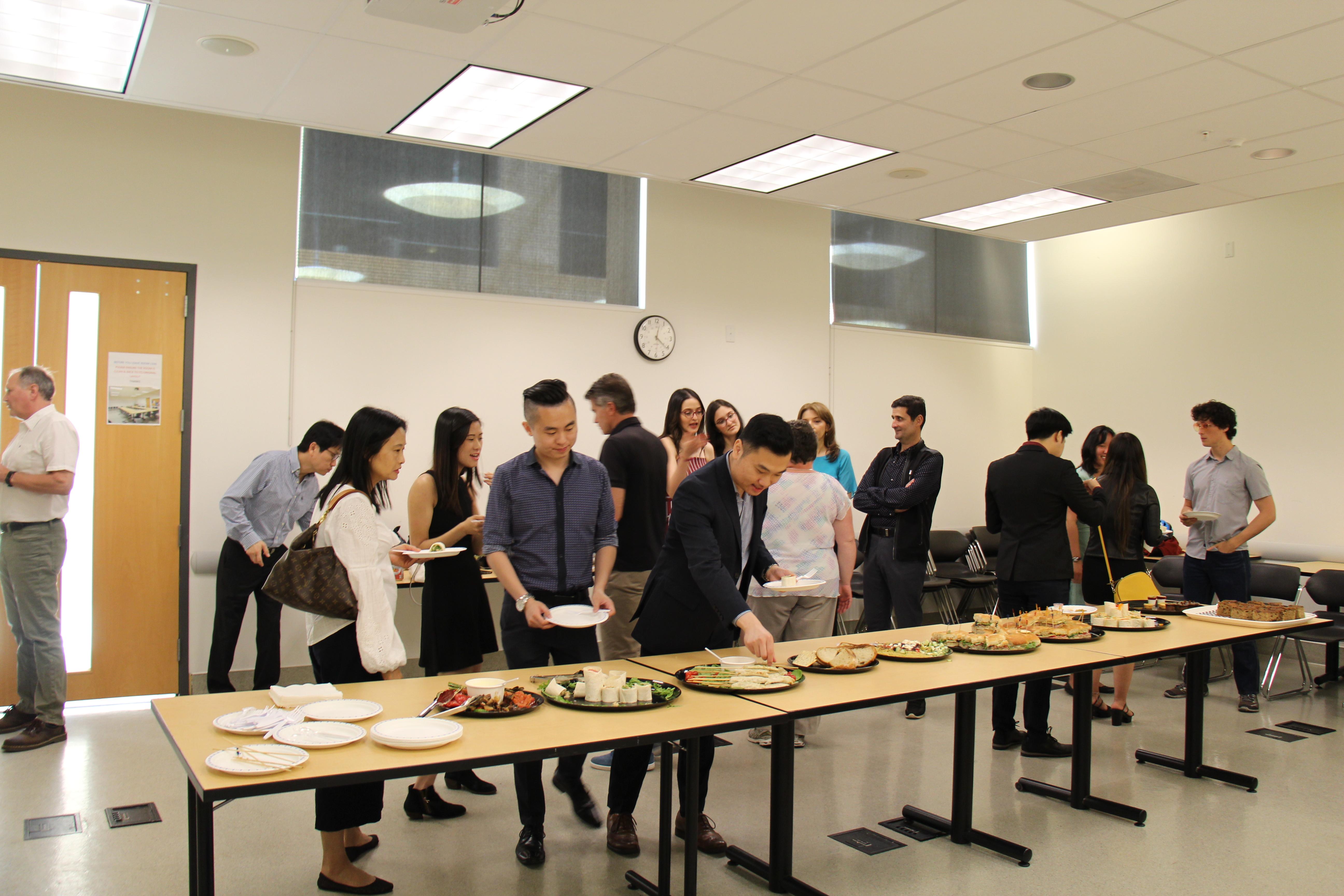 2019 CPS Grad Reception